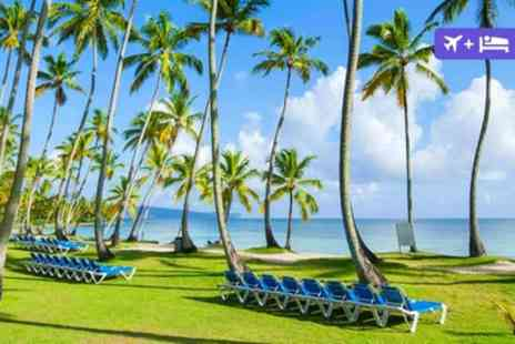 Hotel Grand Paradise Samana - Four Star Stay in the Deluxe Room Garden View All inclusive - Save 0%