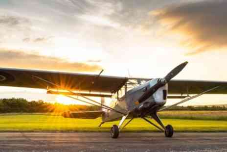 Xperience at Eshott Airfield - Auster Warbird Flight Experience - Save 14%