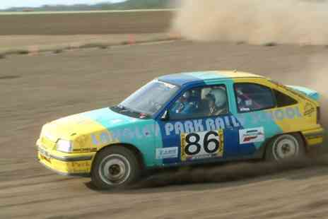 Langley Park Rally School - Pro Rally Experience for One Passenger - Save 40%