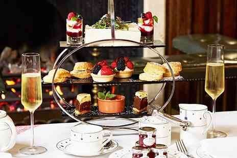 Millennium Hotel - Afternoon tea for two, or £20 to add a glass of Prosecco each - Save 38%