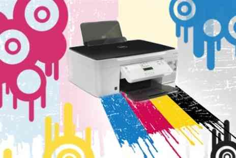 Outlet Zone - Dell V313W All in One Wireless Colour Printer - Save 0%