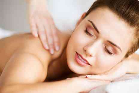 Blissfully Young - Massage or facial and manicure for Two - Save 61%