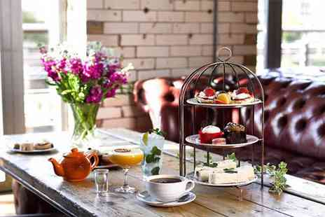 Revolution Bars - Cocktail afternoon tea for two people - Save 17%
