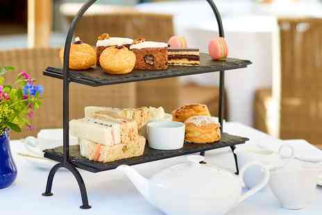 The Grove Narberth - Champagne afternoon tea for Two - Save 37%