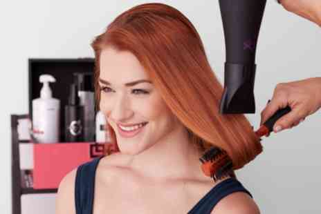 McQueen Hairdressers - Wash, Cut and Blow-Dry with Optional Conditioning Treatment - Save 60%