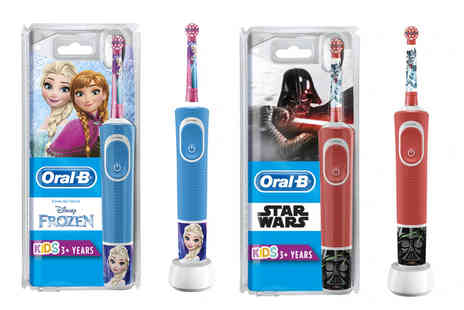 Avant Garde - OralB power vitality character electric toothbrush - Save 14%