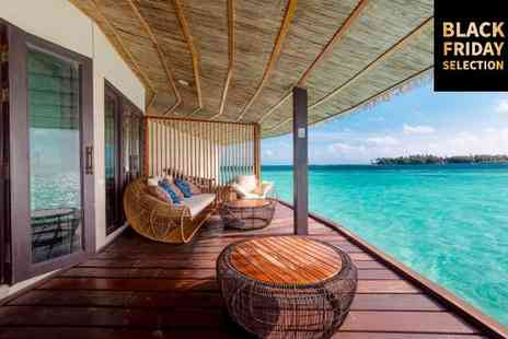 Kihaa Maldives - Five Star Blissful Beach Villa Break in Extraordinary Island Location - Save 0%