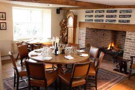 The Crown inn - 2 course lunch and prosecco for Two - Save 54%