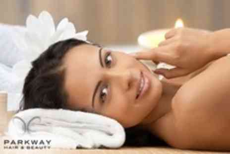Parkway Hair and Beauty - One Hours Worth of Beauty Treatments Including Spray Tan and Shellac Nails - Save 63%