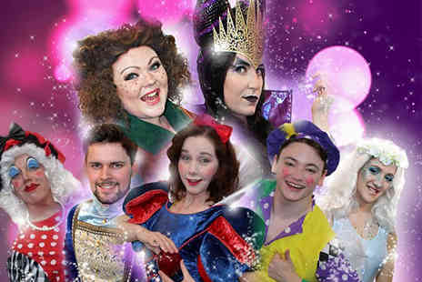 The Majestic Theatre - One ticket to Snow White and The Seven Dwarfs pantomime - Save 46%