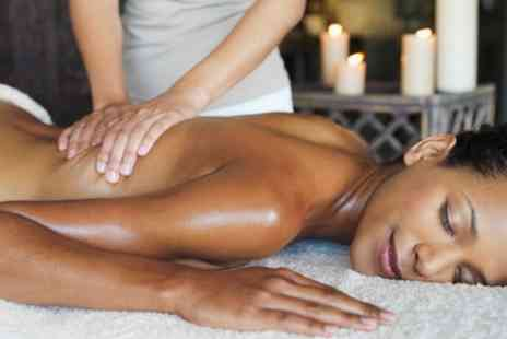The Zap Experience - Back, Neck and Shoulder Massage or Full Body Massage - Save 40%