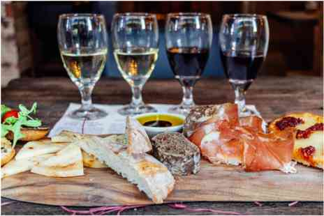 Veeno - Four Star One Night Chester City Break with Italian Food and Wine Pairings for Two - Save 0%