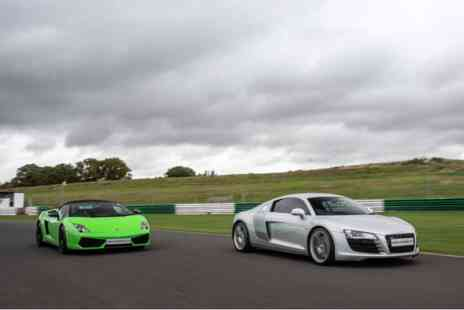 Virgin Experience Days - Junior Double Supercar Driving Blast - Save 0%