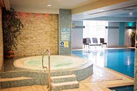 Marriott Cheltenham Chase - Spa Access with Drink, Pastry & Optional Treatments for 1 or 2 - Save 67%