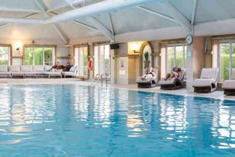The Park Royal - Spa Access with Drink, Pastry and Optional Treatments for One or Two - Save 64%