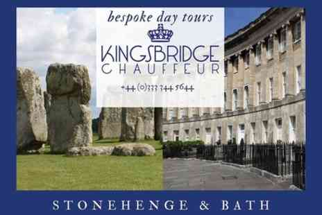 Kingsbridge Chauffeur - Royal Bath and Stonehenge day trip from London in a luxury vehicle - Save 0%