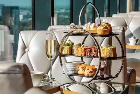 Hilton Manchester Deansgate - Afternoon tea and cocktails for Two - Save 44%
