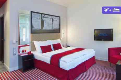Red & Blue Design Hotel Prague - Four Star Upgrade to the Executive Room Free upgrade - Save 0%