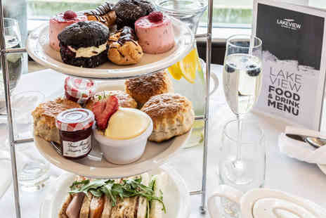 Hilton at the Ageas Bowl - Four Star Traditional afternoon tea for two people - Save 35%