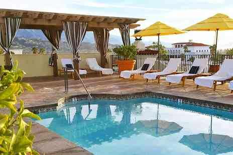 Kimpton Canary Hotel - Santa Barbara Four Star Kimpton including Wine - Save 0%