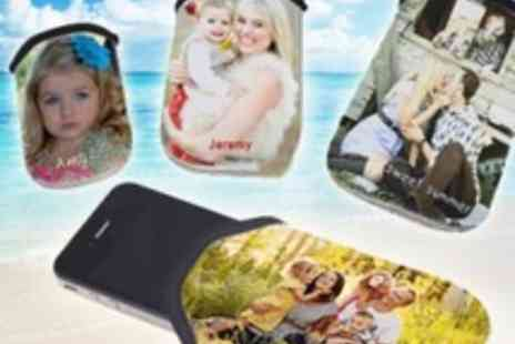Foboco - Personalised Mobile Phone Sleeve - Save 80%