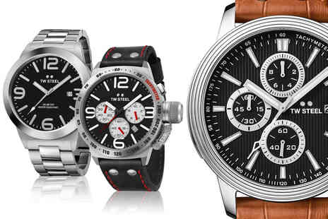 Brand Arena - TW Steel watch choose from 17 designs - Save 74%