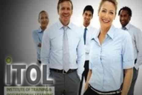 Institute of training and occupational - Home study coaching qualification from ITOL - Save 89%