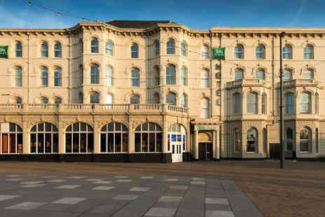 Ibis Styles Blackpool - Two nights Blackpool stay for two people with breakfast, glass of Prosecco and late check out - Save 34%