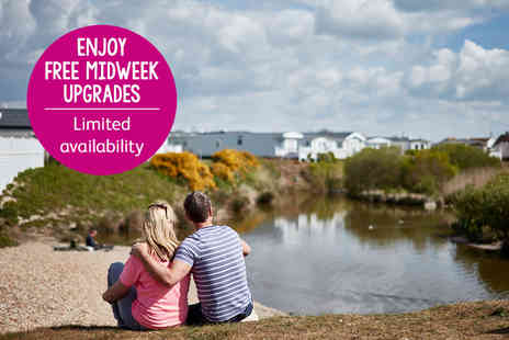 Parkdean Resorts - Four nights midweek self catered caravan stay for up to six people - Save 39%