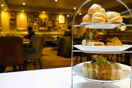 The Kings Head - Afternoon tea with prosecco for Two - Save 0%