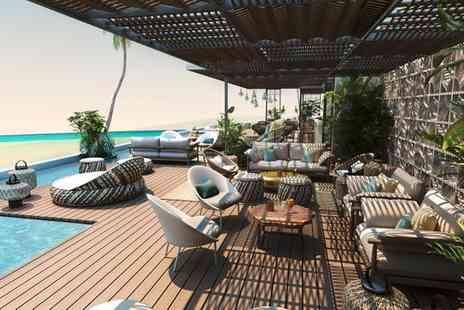 Hotel Aguas de Ibiza Lifestyle & Spa - Five Star Eco Luxury Boutique with Feng Shui Inspired Design for two - Save 64%