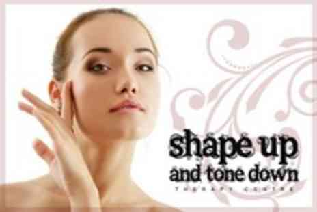 Shape Up and Tone Down - Six Red Light Therapy Sessions - Save 60%