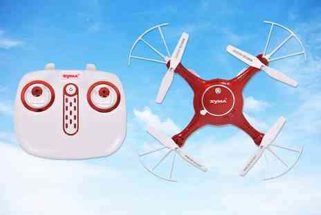 FDS - Remote control quadcopter drone - Save 70%