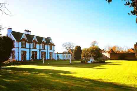 Ennerdale Country House Hotel - Overnight Cumbrian stay for two people, including breakfast and late check out - Save 35%