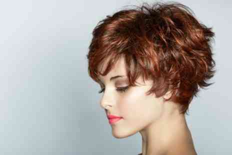 Infinity Hair Salon - Wash, Cut and Blow Dry with Optional Colour Treatments - Save 32%