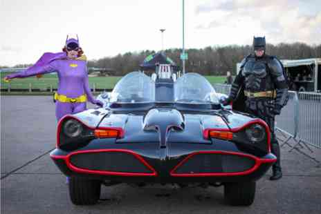 Virgin Experience Days - Superhero Driving Blast - Save 0%