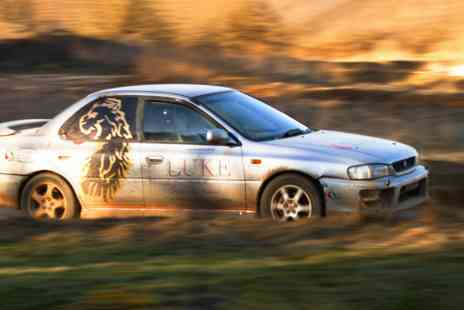 Silverstone Rally School - Rally Taster Experience - Save 0%
