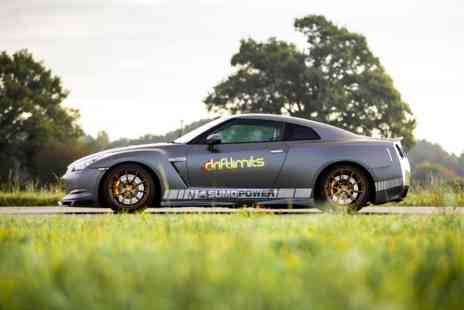 Virgin Experience Days - Nissan R35 GT-R Driving Experience - Save 0%
