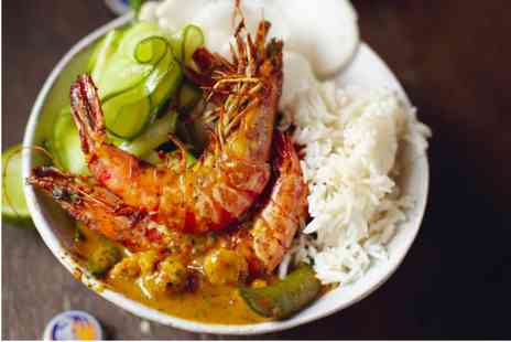 The Jamie Oliver Cookery School - South Indian Prawn Curry Class - Save 0%