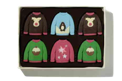 Virgin Experience Days - Chocolate Christmas Jumpers - Save 0%