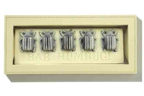Virgin Experience Days - Bar Humbug Christmas Chocolate Bar - Save 0%