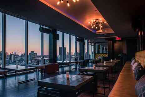 Wyndham Garden Chinatown - Four Star Fantastic Rooftop Bar in Bustling Chinatown for two - Save 66%