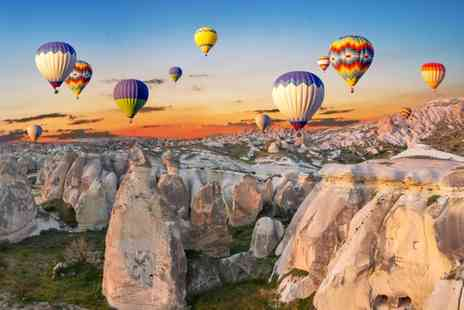In the Footsteps of the Ottoman Empire Turkey Tour - Four Star Enchanting City Discovery and Lunar Landscapes - Save 0%