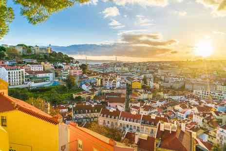 Travel Center - Four Star Escape with a two, three or four nights getaway to Lisbon Now with the ability to book your flight - Save 0%