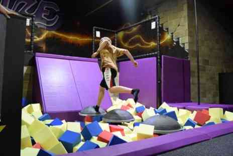 Ryze Edinburgh - Party Package for 10 Kids  - Save 38%