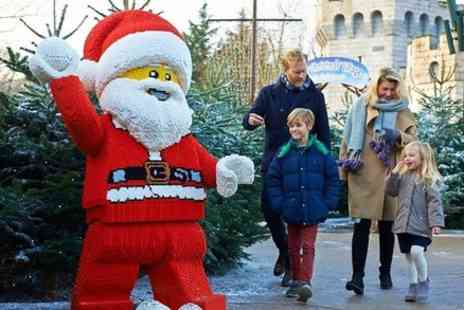 LEGOLAND Windsor Resort - Twixmas entry ticket - Save 0%