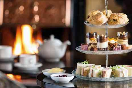 Langdale Chase Hotel - Afternoon tea for Two - Save 50%