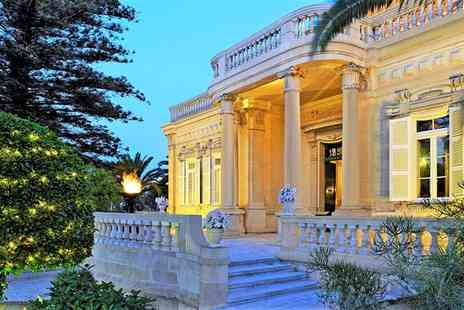 Corinthia Palace Hotel and Spa - Five Star Total Indulgence and Modern, Elegant Design for two - Save 55%