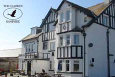 The Clarkes Hotel - Barrow in Furness Two Night Stay For Two With Breakfast - Save 47%