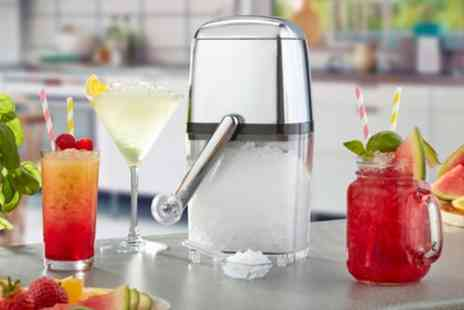 Groupon Goods Global GmbH - Cooks Professional Cocktail Ice Crusher - Save 0%